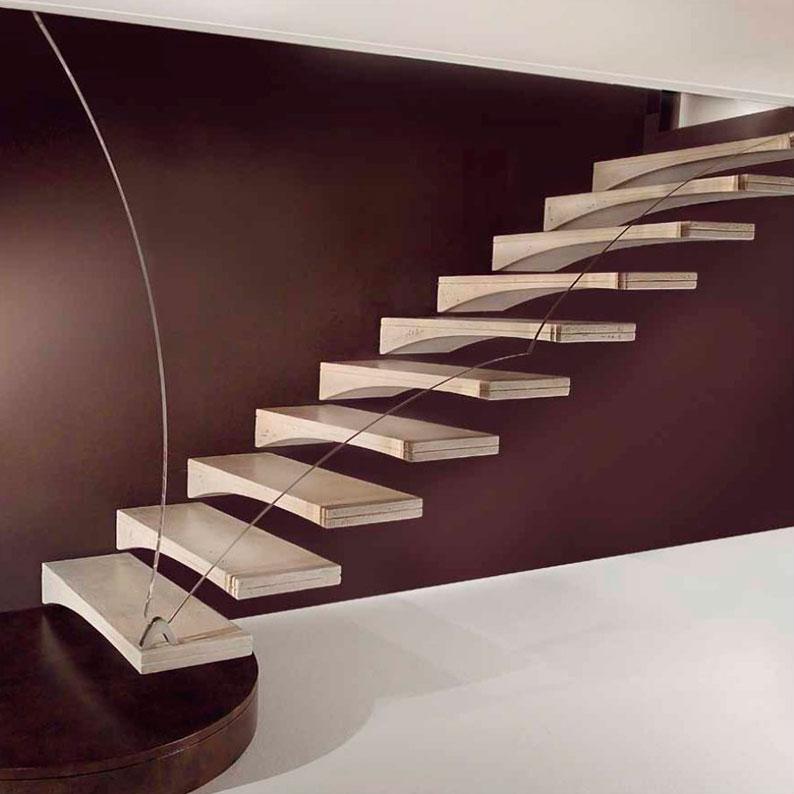 Scale interne a giorno idee di design per la casa for Scale milano